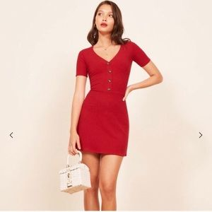 Reformation Cardinal Dress (red)